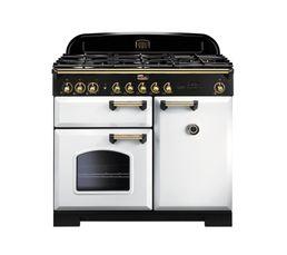 Piano de cuisson FALCON CDL100DFWH/B Mixte 100 blanc