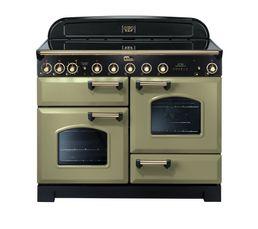 Piano de cuisson FALCON CDL110EIOG/B Induc 110 vert