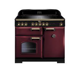 Piano de cuisson FALCON CDL100EICY/B Induc 100 rouge
