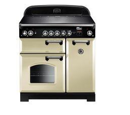 Piano de cuisson FALCON CLA90ECCR/C Vitro 90cm crème