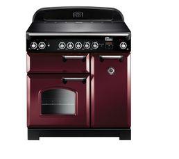 Piano de cuisson FALCON CLA90ECCY/C Vitro 90cm rouge