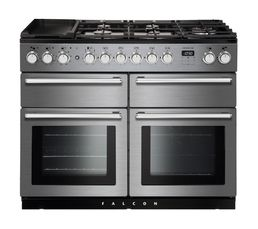 Piano de cuisson FALCON NEXSE110DFSS/C mixte inox