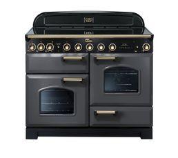 Piano de cuisson FALCON CDL110EISL/B Induc 110 gris
