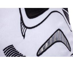 Coussin 3D 34x37 cm STORMTROOPER Blanc