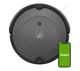 Aspirateur robot IROBOT ROOMBA 697 Dirt Detect