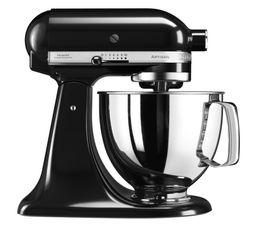 KITCHENAID Robot pâtissier 5KSM125EOB noir onyx