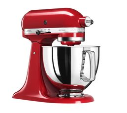 Robot pâtissier KITCHENAID 5KSM125EER rouge empire