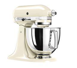 Robot pâtissier KITCHENAID 5KSM125EAC crème