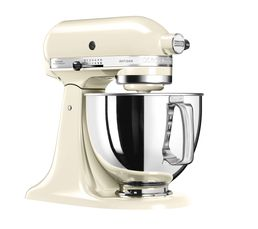 KITCHENAID Robot pâtissier 5KSM125EAC crème