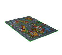 QUIET TOWN Tapis 95x133 cm multicolor