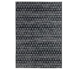 tapis 160x230 enzo noir tapis but. Black Bedroom Furniture Sets. Home Design Ideas