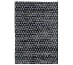 ENZO Tapis 120x170 Noir