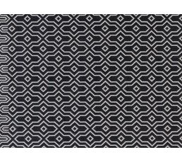 Tapis 120x170 cm MAROCO Noir