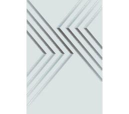 Tapis 135x190 cm ANDRIA Blanc