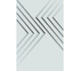 ANDRIA Tapis 135x190 cm Blanc