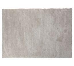 tapis 160x230 cm crystal beige - Tapis Beige