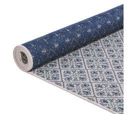 Tapis 120x170 cm CAPRI bleu