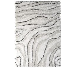 WAVE Tapis 160x230 cm Crème