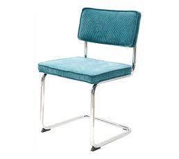 Chaise SEVILLA Bleu