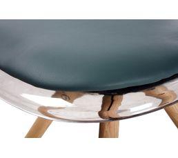Chaise OSKAR 22232-3 vert