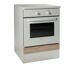 finest bas four cm best ak imitation chne with meuble cuisine faible profondeur. Black Bedroom Furniture Sets. Home Design Ideas