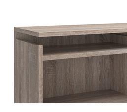 Tête de lit 160 cm avec rgt BEST chêne gris