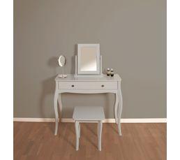Miroir BARROCO Gris