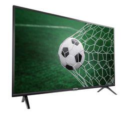 "Type : HDTV 400 PPI TYPO Classe energetique A + Taille : 101,6 cm (40"") Resolution : 1920 x 1080 Puissance son : 2 x 8 W Prise(s) HDMI : 2 Prise(s) USB : 1 Autre(s) prise(s) : Prise casque, sortie audio digitale, entrée antenne Consommation : Classe"