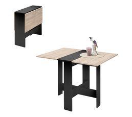 Soldes table pas cher Table cuisine pliante pas cher