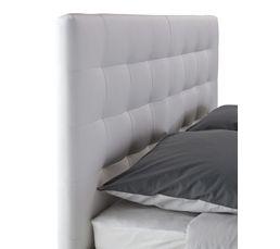 Lit 140x190 cm JAPP blanc