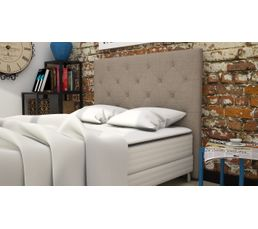 Tête de lit tissu L.165 cm CLISS LIN
