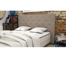 Tête de lit tissu L.185 cm CLISS LIN