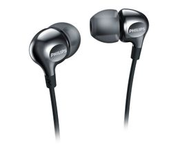 PHILIPS Casque intra-auriculaire SHE3700BK