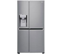 LG Réfrigérateur américain GSS6671PS Inox platine