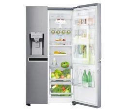 Réfrigérateur américain LG GSS6671PS Inox platine