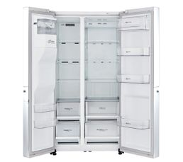 Réfrigérateur américain LG GSL6611WH