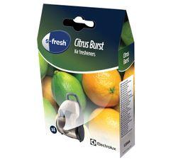 ELECTROLUX Parfum aspirateur Zeste d'agrumes