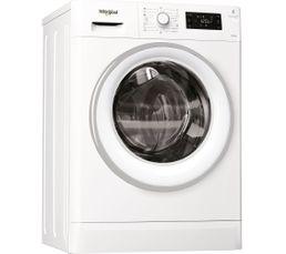 Lave-linge hublot séchant WHIRLPOOL FWDG96148WSEU Blanc