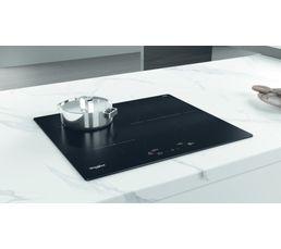 Table induction WHIRLPOOL WSQ8360NE 60cm noir