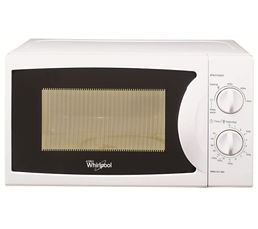 Four micro-ondes monofonction WHIRLPOOL MWO617WH blanc