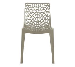 Chaise ABEILLE Gris