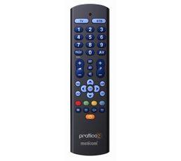 Télécommande MELICONI Pratico 2 + Télécoque