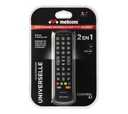 Télécommande universelle MELICONI CONTROL 2.1