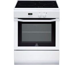 INDESIT Cuisinière induction IC63I6C6AWFR