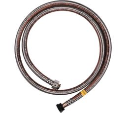 Tuyau de gaz WPRO Butane pr 10a 1,5m inox TBT157