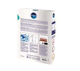 Lessive poudre WPRO Boîte de 1,2kg -22lav - WMP300