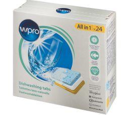 Nettoyant lave-vaisselle WPRO TAB100 Naturpro x24