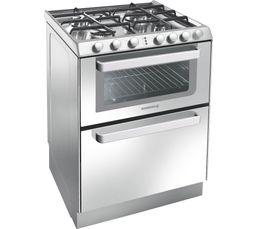 Trio cuisinière+lave vaisselle ROSIERES TRG60RB
