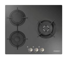 Brûleur EXPERT est le foyer idéal pour toutes les recettes dignes des plus grands chefs Nbre de foyers : 3 Foyer ARD-ARG/AVD-AVG (W) : 2500 / 4000 / 1000 Type table : gaz Allumage : électonique intégré Dimensions d'encastrement en cm : L. 56 - P. 48 Grill