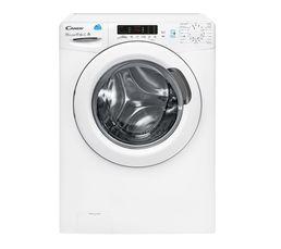 Grande capacité : 10 kg de lavage et 6 kg de séchage Programme complet lavage + séchage en seulement 59 min Hublot XXL facilitent le chargement et déchargement du tambour Connecté Smart Touch Capacité en kg : 10 Capacité de séchage : 6 Essorage : 1400 trs